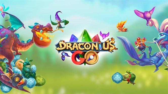Обновление Draconius GO 1.9: Стадионы и битвы!